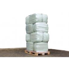 Elmengrunder Premium Bio Kräuter-Heulage - 12 Quader klein auf Euro-Palette (ca. 600 kg)