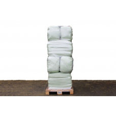 Elmengrunder Premium Bio Kräuterheu - Probe-Pack, 4 Quader klein auf Euro-Palette (ca. 120 kg, incl. Fracht)
