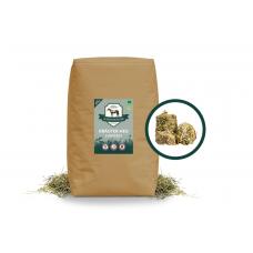 Elmengrunder Premium Bio Kräuterheu-Happen - Sack (ca. 22,5 kg)